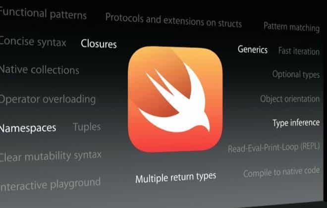 Apple cria nova linguagem de programação