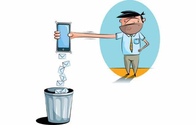 Aprenda a combater o spam que chega por SMS