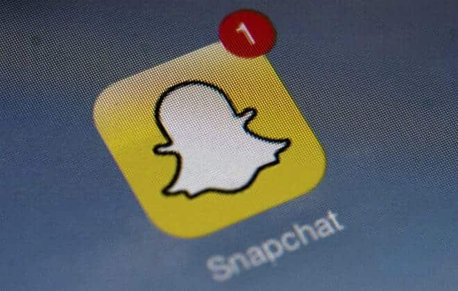 Receita do Snapchat pode chegar a US$ 200 milh�es em 2016