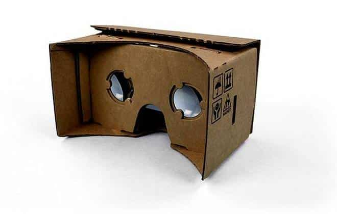google cria culos de realidade virtual com papel o. Black Bedroom Furniture Sets. Home Design Ideas