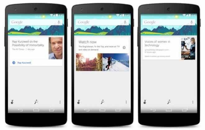 4 recursos do Google Now que você talvez não conheça