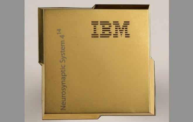 Novo processador da IBM imita funcionamento do cérebro humano