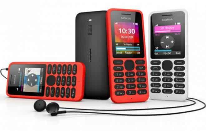 Microsoft revela celular de US$ 25 com bateria que dura até 36 dias