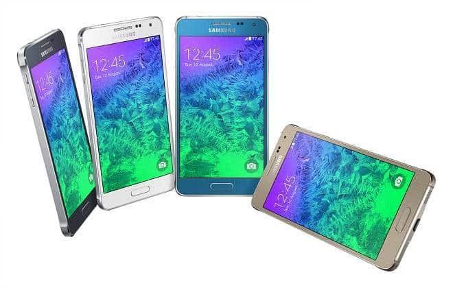 Samsung revela Galaxy Alpha e se antecipa ao iPhone 6