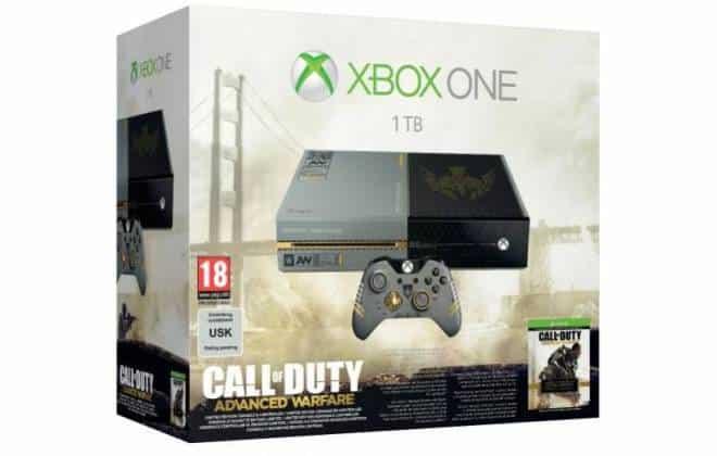 Microsoft revela versão do Xbox One com 1 TB de armazenamento