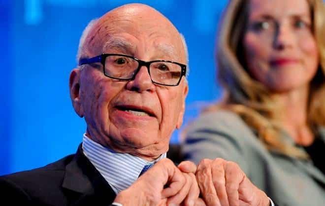 Bilionário Rupert Murdoch diz que Google é pior que a NSA