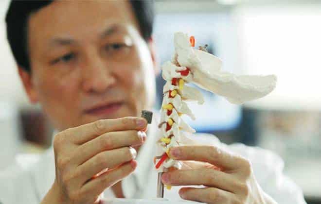 Impress�o 3D � uma das principais aliadas da medicina