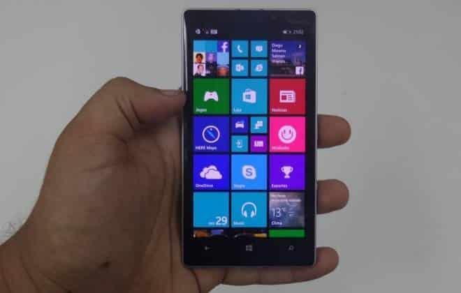 Análise: Lumia 930 é um Windows Phone que une desempenho e elegância