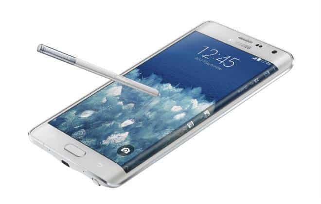 Samsung lança Galaxy Note Edge no Brasil por R$ 3,5 mil