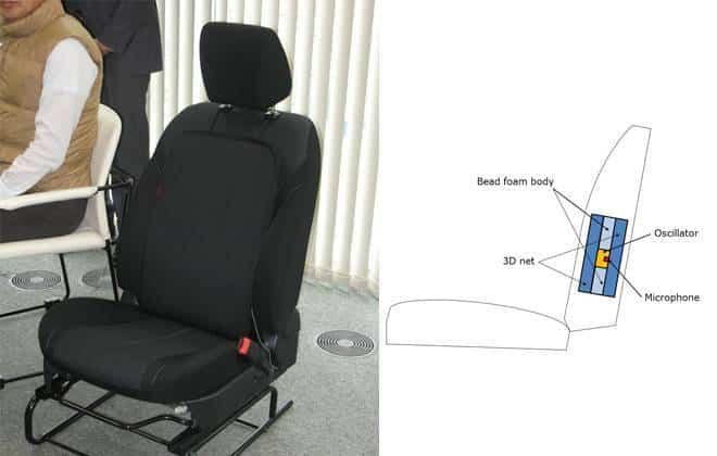 Assento inteligente promete detectar se motorista está bêbado