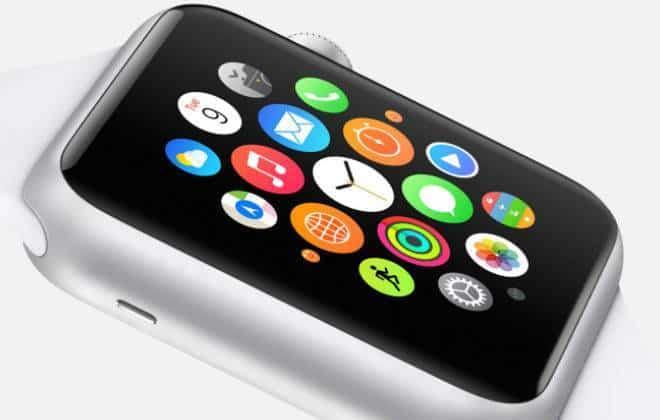 Site simula o funcionamento da interface do Apple Watch