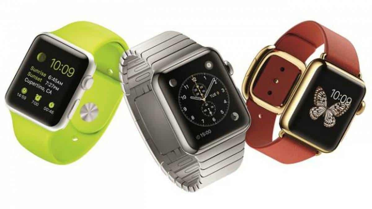 30b0c1ac891 Apple finalmente apresenta seu relógio inteligente