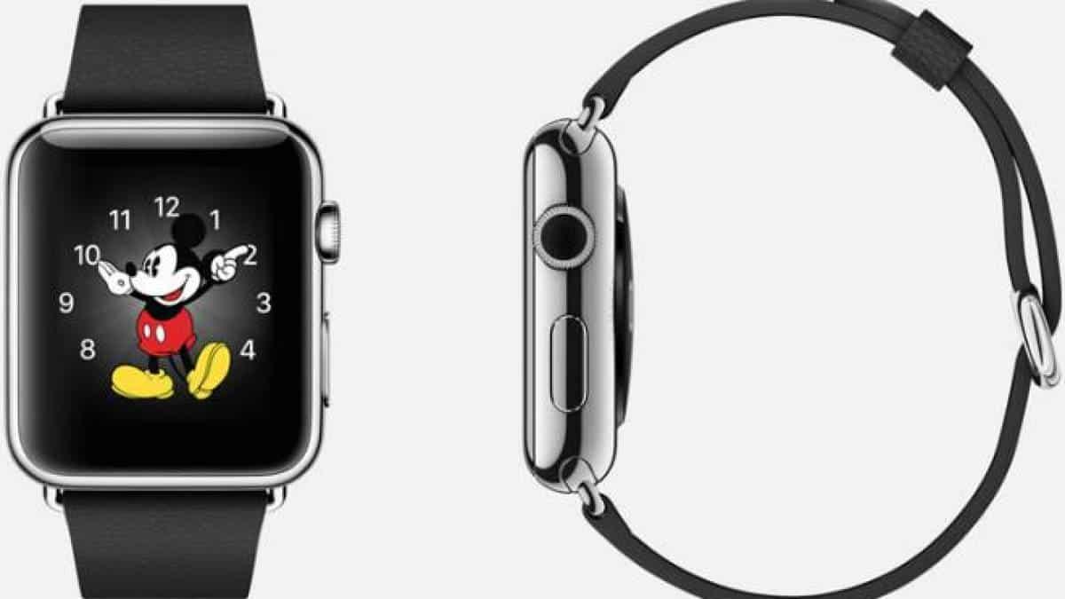 f3ade19be5c Até Tim Cook chama o relógio da Apple de iWatch