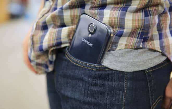 Samsung tem uma nova linha de celulares