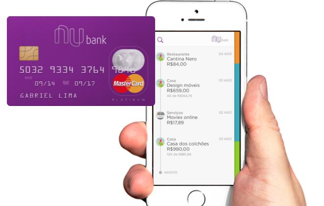 Empresa brasileira cria cartão de crédito sem taxas controlado pelo celular