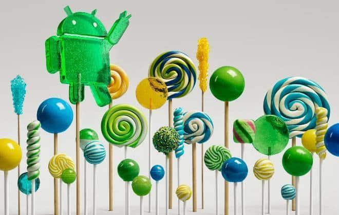 Smartphones da Motorola devem receber Android Lollipop em breve
