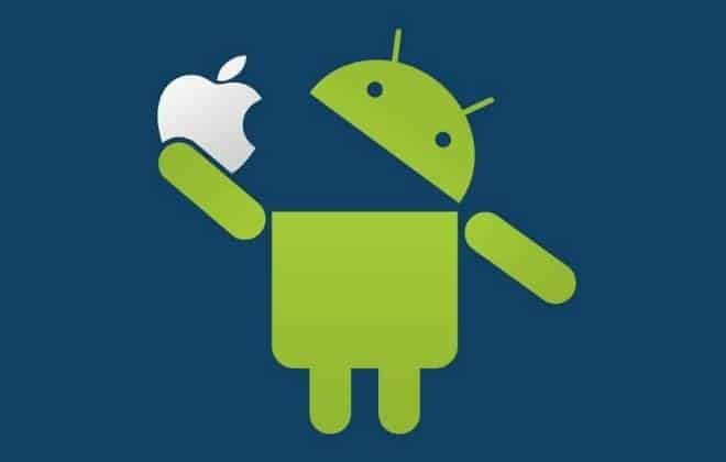 Google ensina usuários do iPhone a migrar para o Android