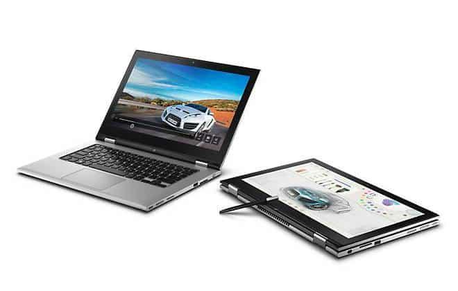 Dell lança notebook 2 em 1 por R$ 2,6 mil