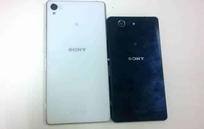 Testamos O Xperia Z3 E O Z3 Compact, Os Novos Tops Da Sony