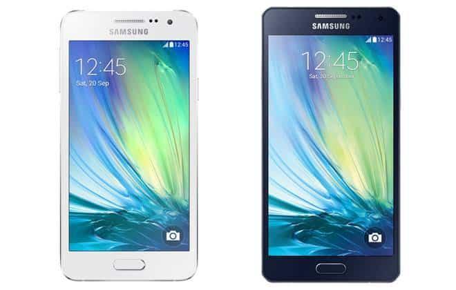Samsung lança smartphones mais finos de sua história