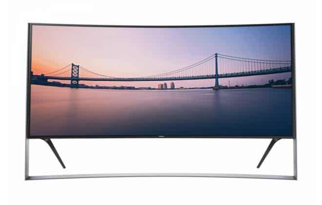 TV da Samsung custa meio milhão de reais