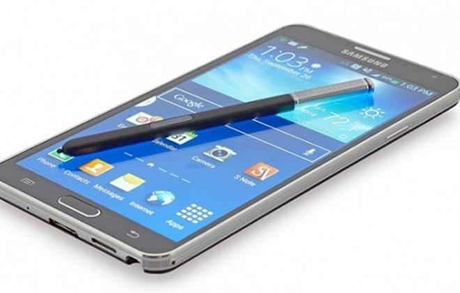 Galaxy Note 4 chega ao Brasil por R$ 2.900