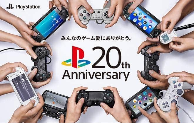 20 anos de PlayStation: vídeo mostra games icônicos em comemoração à data