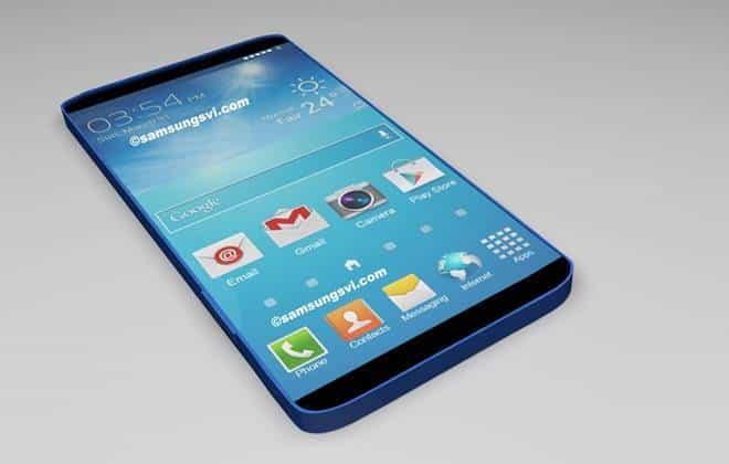 Galaxy S6 pode ter tela de 5 polegadas
