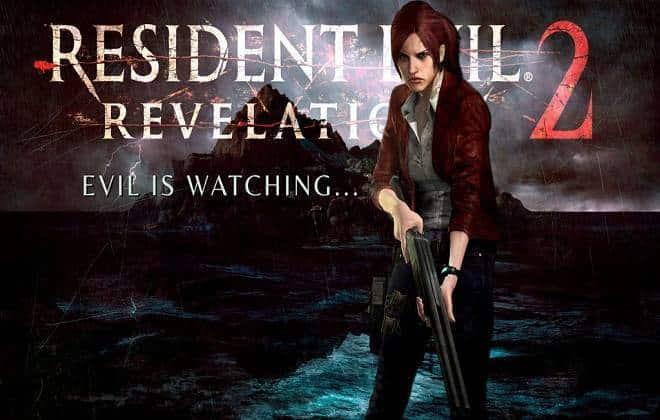 Lançamento de Resident Evil: Revelations 2 é adiado