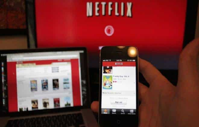 Netflix e YouTube detêm metade do tráfego nos EUA em horário de pico