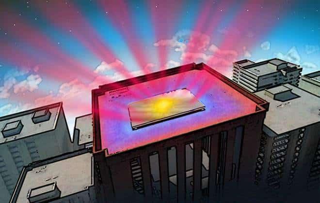 Superespelho pode substituir uso de ar-condicionado em prédios