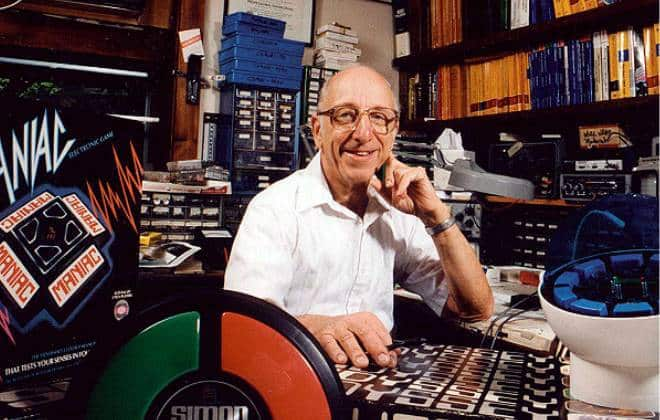 Morre Ralph Baer, o pai dos videogames