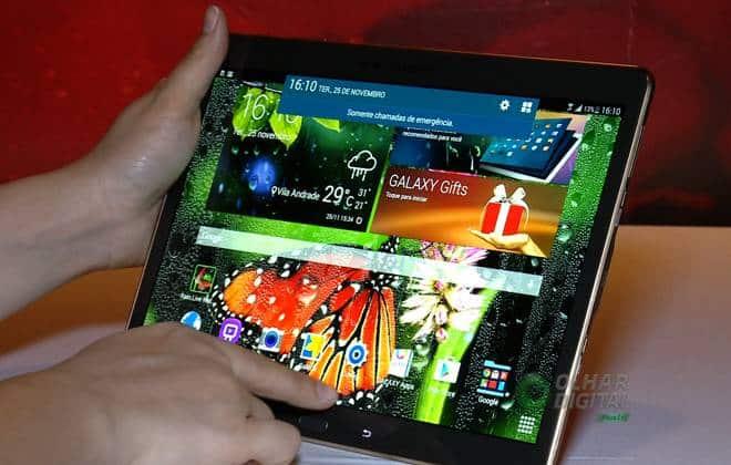 Entenda como funciona o touchscreen