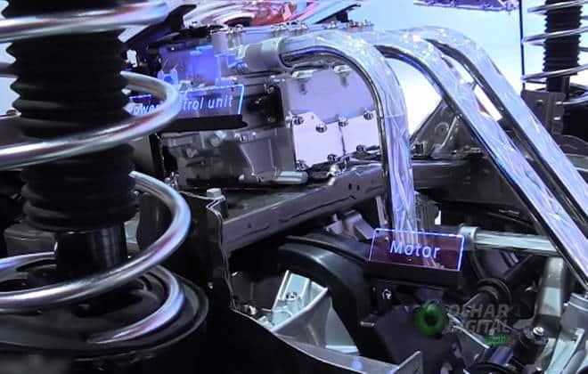 Motor movido a hidrog�nio promete menos polui��o e mais efici�ncia