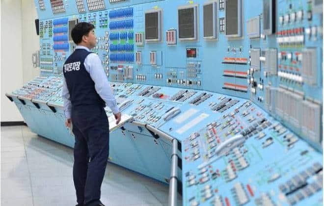 Coreia do Sul descobre vírus em sistema de usina nuclear