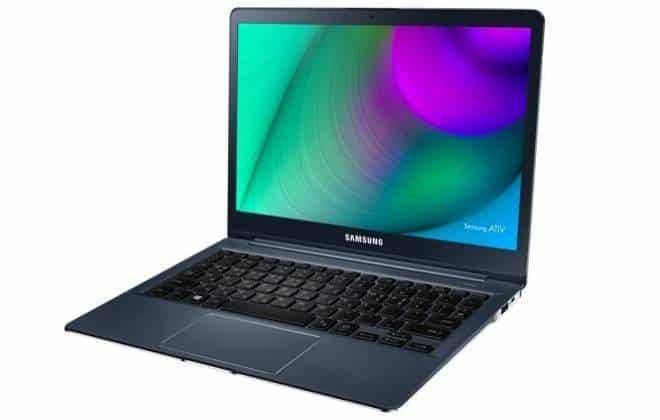 Samsung apresenta seu laptop mais leve, com design ultrafino