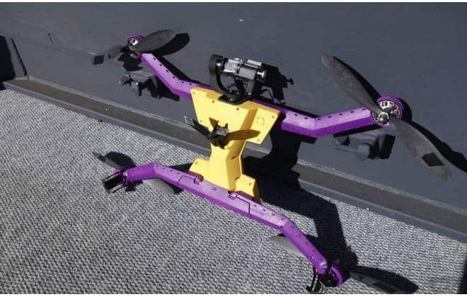 Conheça a câmera voadora capaz de seguir seu usuário sozinha