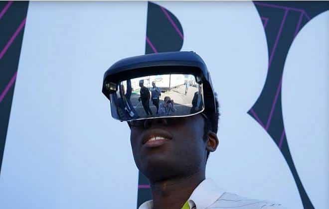 Óculos fazem usuário enxergar como o Homem de Ferro
