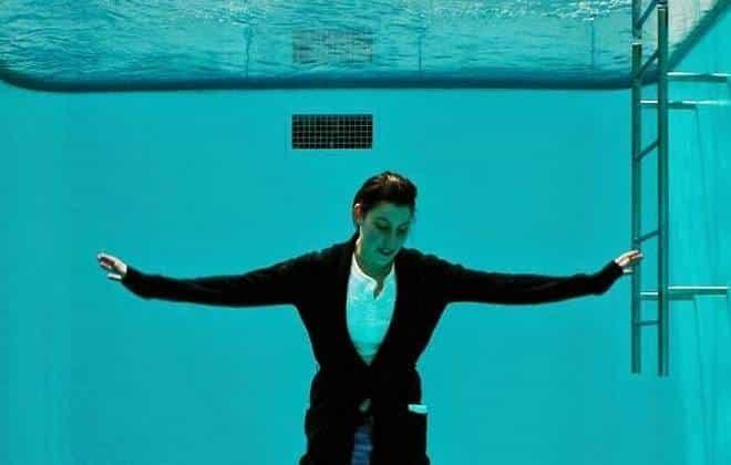 Material permite respiração embaixo d'água sem tanques de oxigênio