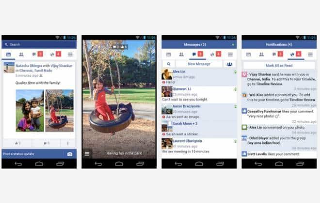 Facebook lança versão 'light' de seu app para Android