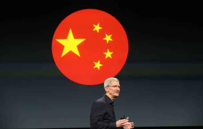 Apple assume lideran�a do mercado de smartphones na China pela 1� vez