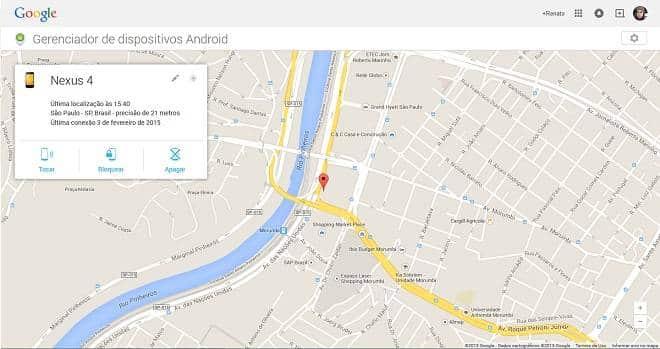 GPS no celular - Vídeo Dailymotion