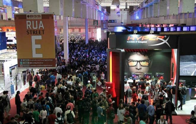 Ingressos para a Brasil Game Show de 2016 já estão à venda