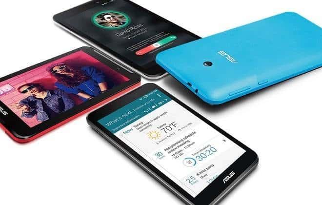 Asus lança phablet Fonepad 7 com suporte a dois chips