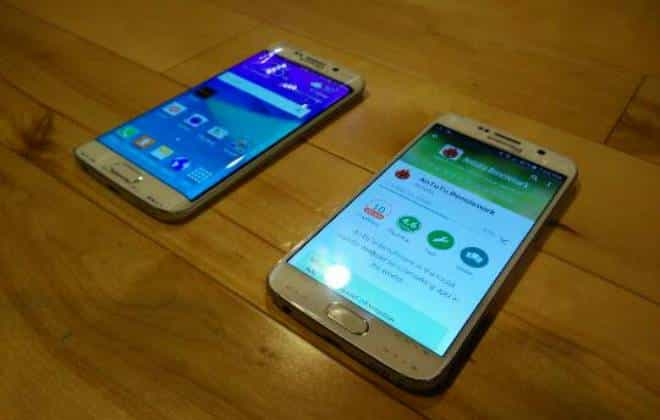 Imagens mostram interface mais limpa no Galaxy S6