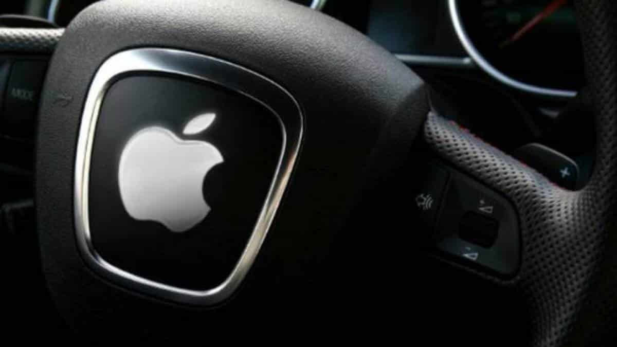 apple carro
