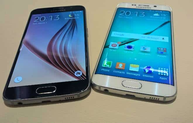Testamos o Galaxy S6 e o S6 Edge, os novos tops da Samsung
