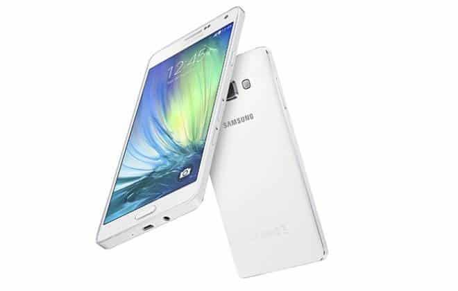 Smartphone mais fino da Samsung, Galaxy A7 custa R$ 2.100 no Brasil