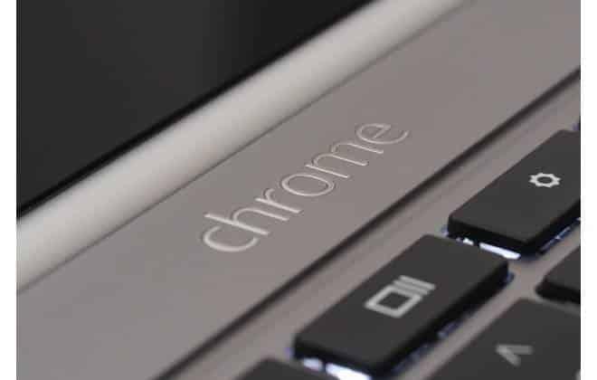 Google pode eliminar barra de espaço de Chromebooks