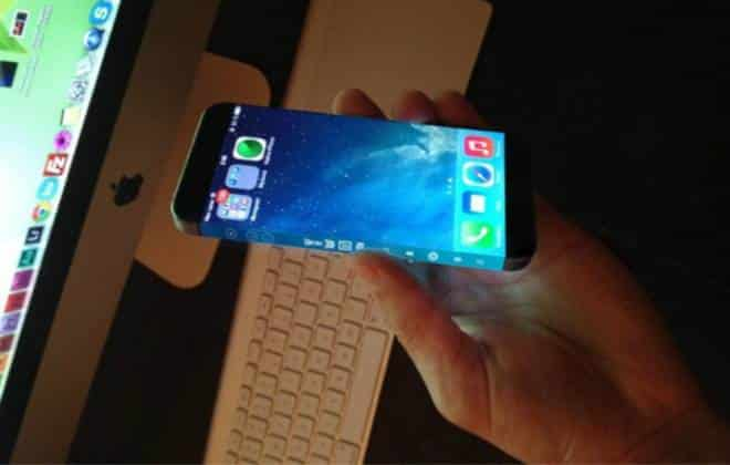 Apple recebe patente para tela de celular curva nas laterais